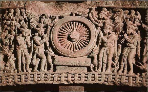 История изобретения колеса
