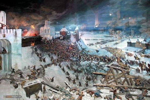 Батый берет Киев