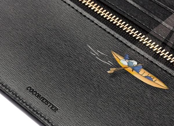超ハイセンスなクリスペルカーフの長財布【2選】