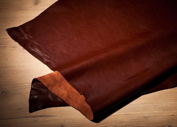 マルティーニの天然皮革