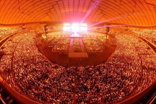 スノハレ-東京ドーム