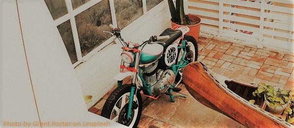 面倒だが、、、この手続き無しでバイクは売れない