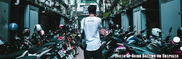 バイクを高く売る手順と方法