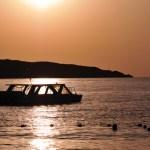 『サンセットクルーズ』美しい夕日を海の上で!!