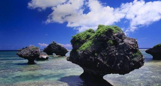 宮古島 絶景 奇岩