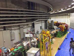 放射線医学総合研究所 加速器