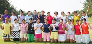 女子プロテスト2015に森美穂、辻利恵が合格しました