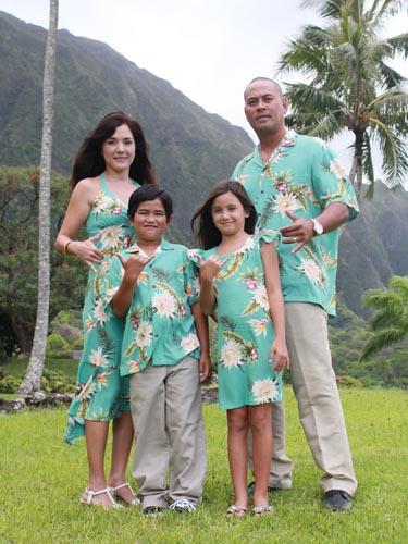 2019年ハワイ結婚式参列者の服装【NGな服をイラストで解説