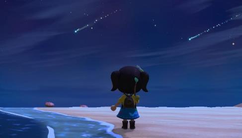流れ星 あつ森 フーコいない