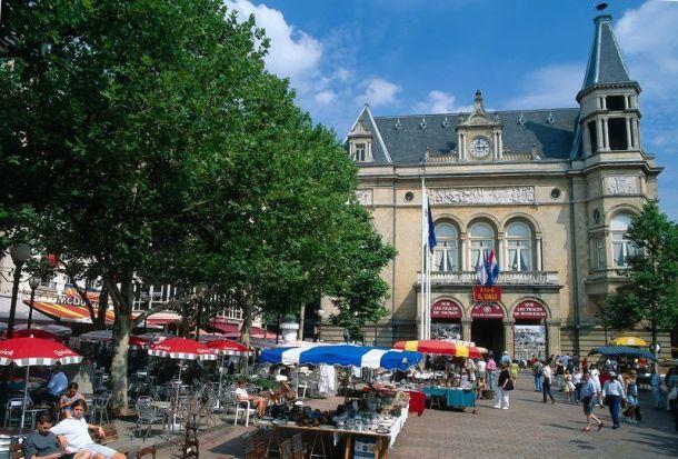 Plaza de Armas de Luxemburgo