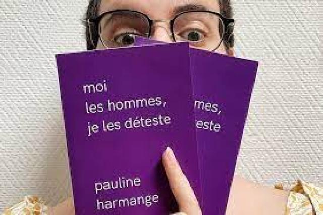 La misandria antivarón de la francesa Pauline   Crónica
