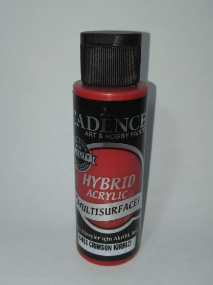 Hybrid rojo carmín