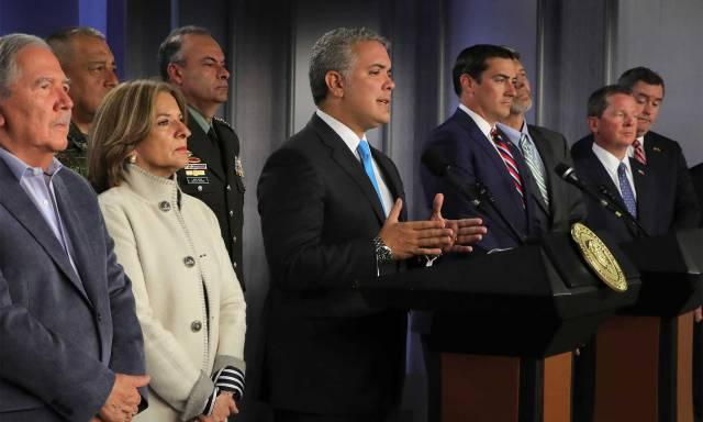 Duque denunciará ante ONU que Gobierno Maduro da «protección» a terroristas