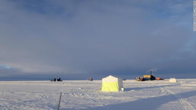 Encuentran polvo de supernova en la nieve de la Antártida; podría tener 20 millones de años