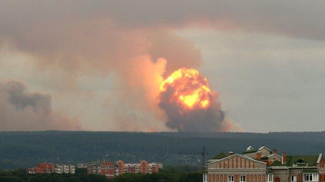 Explosión en sitio nuclear de Rusia genera inquietudes y dudas