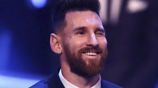 Lionel Messi fue nombrado como mejor jugador de la FIFA
