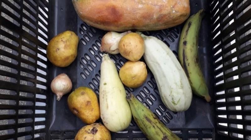 En tres vegetales y una fruta se va la quincena de altomirandinos