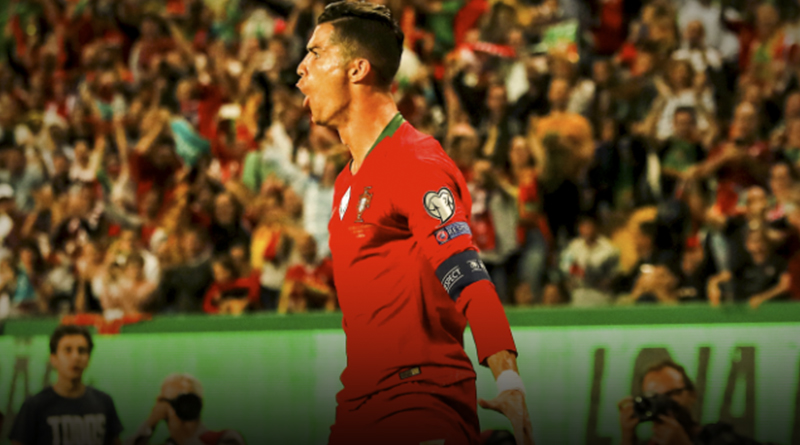 Cristiano Ronaldo marcó su gol 700 en la victoria de Portugal