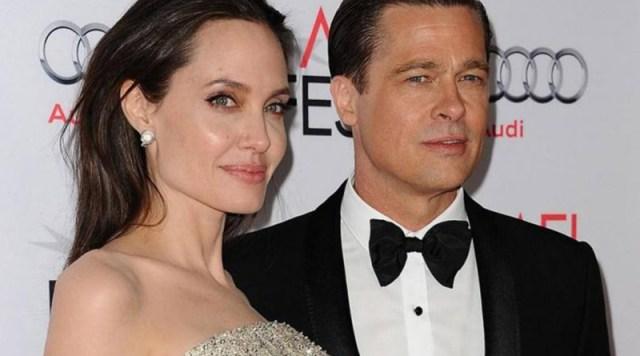 Angelina Jolie habló por primera vez de su ruptura con Brad Pitt