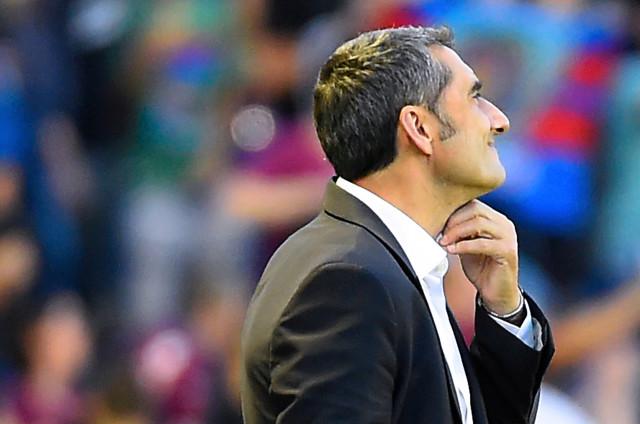 El Barça ya tendría sustituto para Ernesto Valverde… y es una leyenda del club