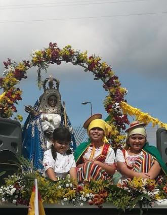 Celebrarán actividades por día de  La Candelaria en San Antonio este fin de semana