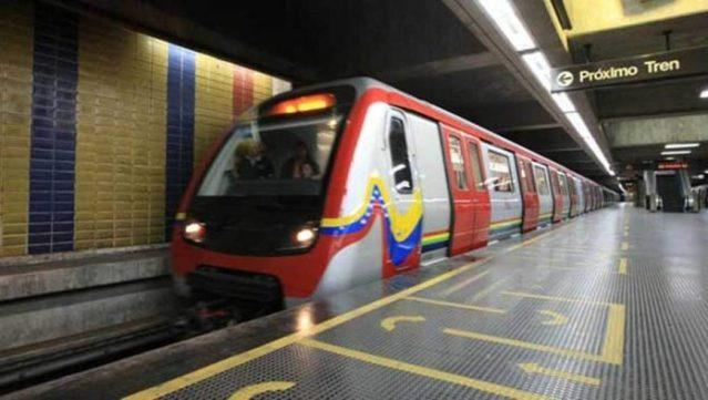 Cerradas siete estaciones del Metro de Caracas por fallas de energía
