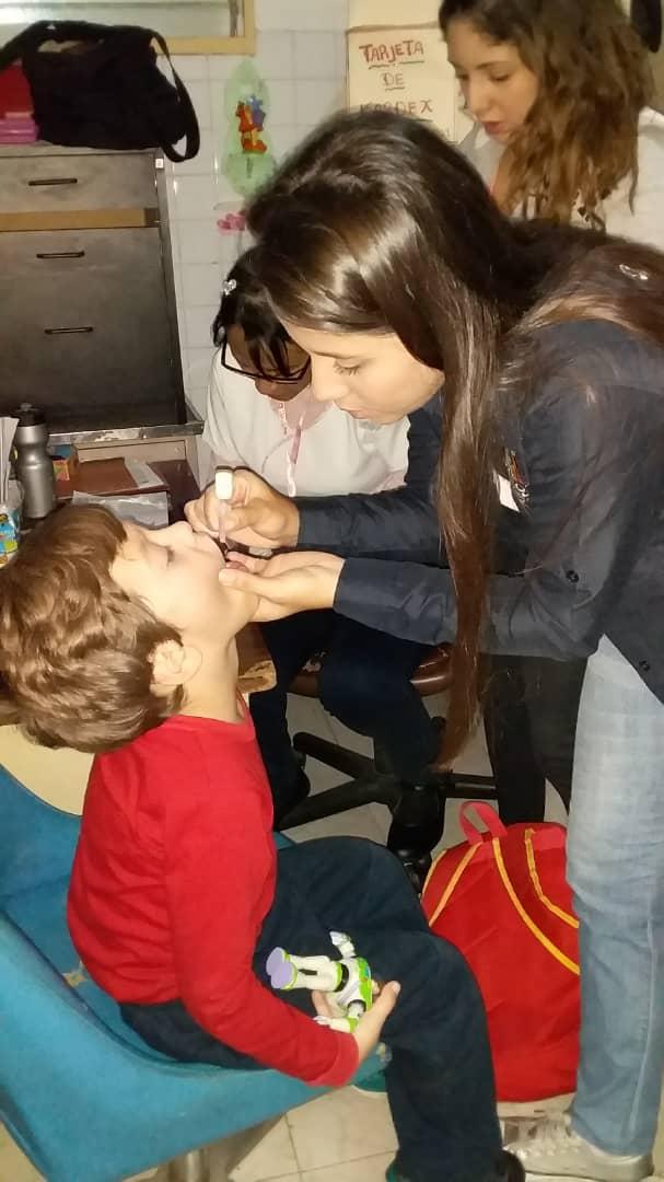 Este sábado se realizará jornada de vacunación en el Rosario Milano