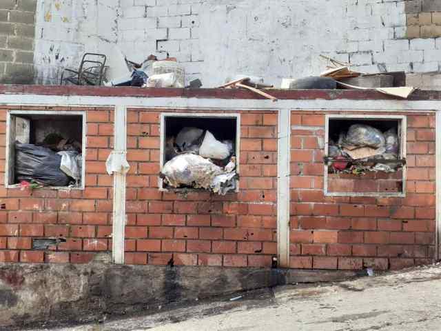En Brisas de Oriente están «invadidos» por moscas ante acumulación de basura