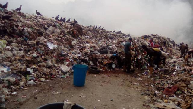 Colapso del vertedero El Limoncito agrava situación sanitaria en Altos Mirandinos