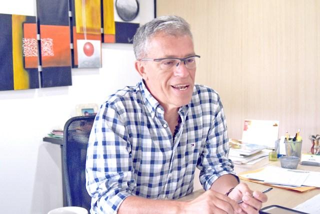 """Alcalde Josy Fernández: """"Los Salias sigue estando libre de coronavirus"""""""