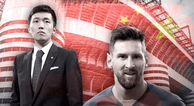 El propietario del Inter de Milán reveló por qué desistió en contratar a Leo Messi