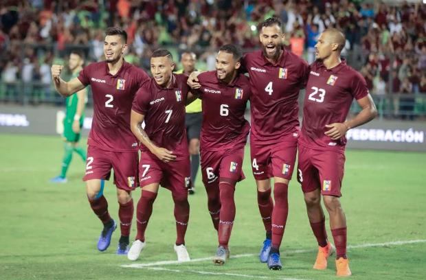 Estos son los 40 futbolistas convocados para el debut de La Vinotinto en eliminatorias mundialistas