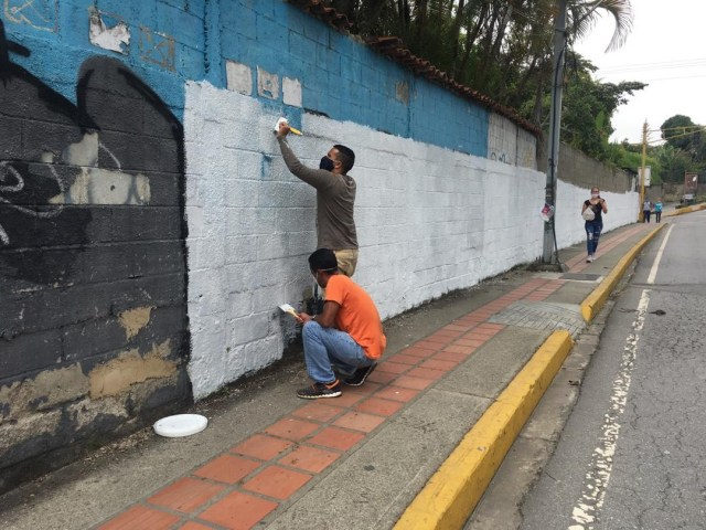 Axel Vásquez: Día a día entrega su aporte para un San Antonio más bonito
