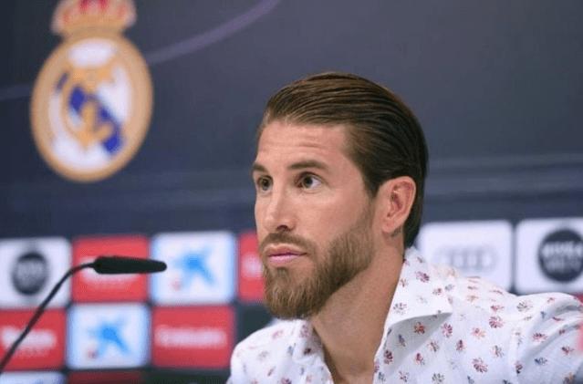 Sergio Ramos tiene una lesión en el bíceps femoral