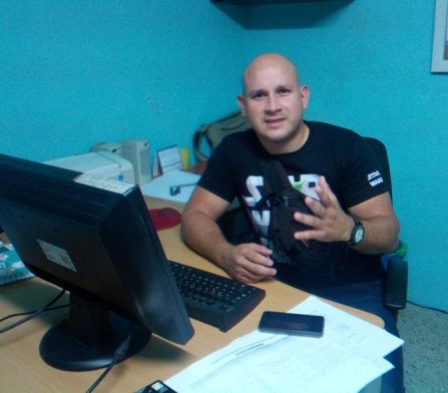 Fabricio Briceño: «Cuando un docente gané igual que un general habrá justicia»