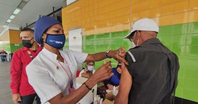 Metro de Los Teques habilitó espacios para jornada de vacunación anti covid