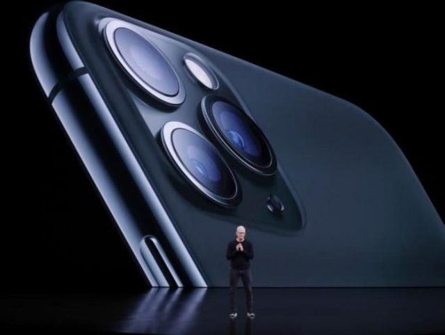Apple presentó su nuevo teléfono iPhone 13 y el Apple Watch 7