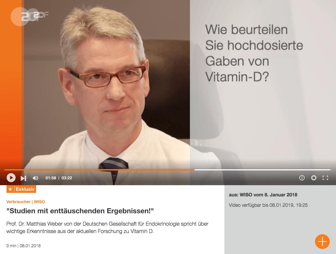 Vitamin D-Tagesdosis