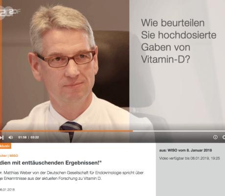 Vitamin D Tagesdosis