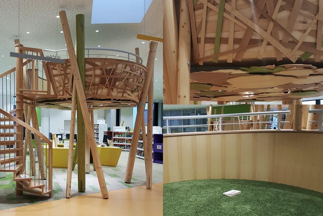 Kinderbibliothek Stadtbibliothek Hanau