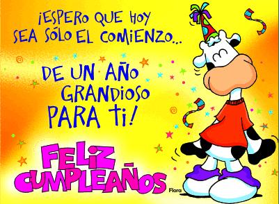 Mensajes para felicitaciones de cumpleaños