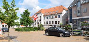 Det gamle rådhus i Gråsten