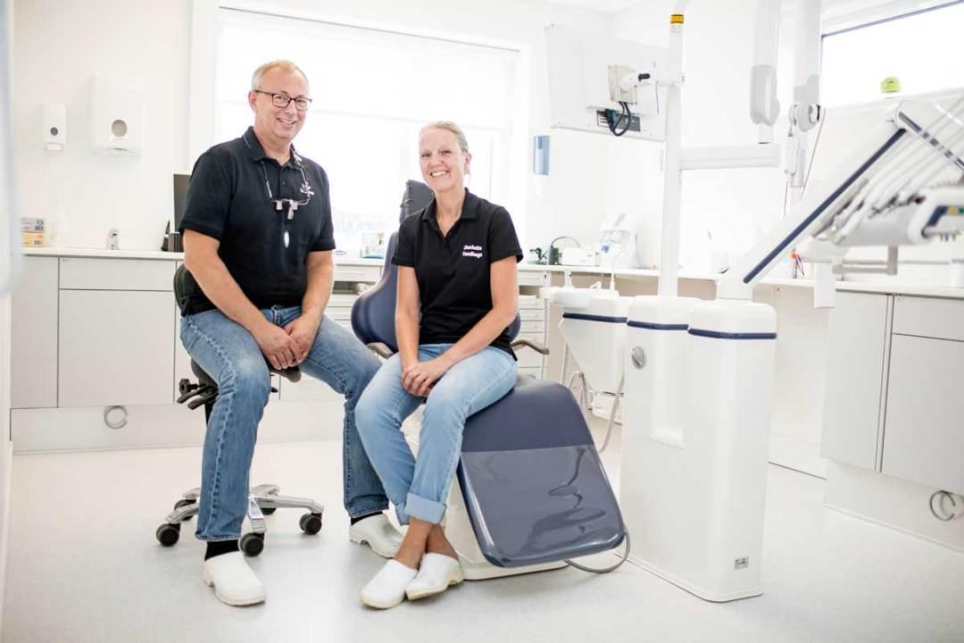 tandlæge Fredericia