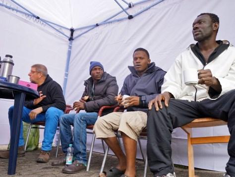 Flüchtlinge aus Afrika suchen in Lahr Schutz und eine neue Heimat. Foto: FFL
