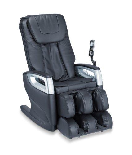 Beurer MC 5000 Deluxe Massagesessel (automatische Fußstütze/Rückenlehne , Körper-Scan Funktion, Ganzkörpermassage, 5 Massagearten)