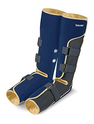 Beurer FM 150 Venen Trainer, revitalisierende Kompressionsmassage, Luftdruckmassage, bei Verspannungen und schweren Beinen