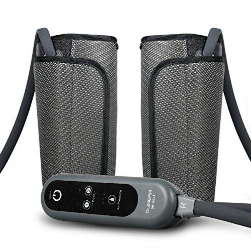 QUINEAR Beine Massagegerät für Beine Massage mit 2 Modi 3 Intensitäten Heim und Büro Verwenden Gesundes Geschenk