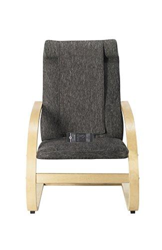 Medisana RC 410 Relaxsessel 88410 mit zusätzlicher Shiatsu Massage – Funktion und Wärmefunktion zur Entspannung inkl. Wohlfühlfaktor, braun