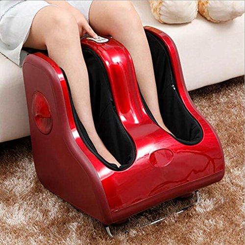 LL-Elektrische Shiatsu Massage Tief Kneten Bein und Füße Luftdruck Roll Vibrationsmassage mit Wärme Funktion Beruhigende Fußschmerzen