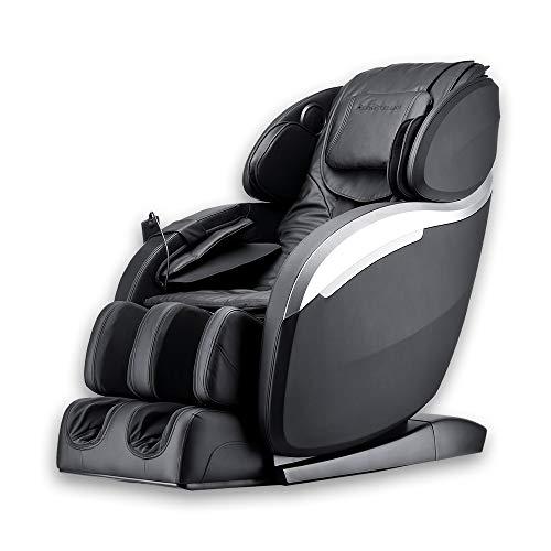Home Deluxe - Massagesessel - Dios schwarz V2 - inkl. komplettem Zubehör